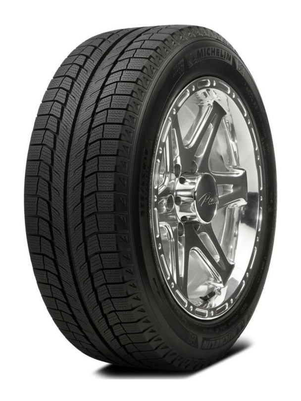 Зимние шины Michelin Latitude X-Ice 2